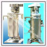 Separador de recipiente tubular de alta velocidad para lodos de la salmuera