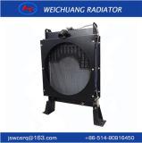 R4105zd-22: Serie de Weichai de pequeño radiador diesel del aluminio del generador