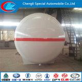 Tanque de GPL de 80cbm, tanque de GPL de aço inoxidável de 50cbm, tanque de armazenamento de alta pressão de 20cbm