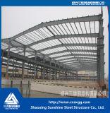 Una sosta di 2017 di buona qualità logistica della struttura d'acciaio
