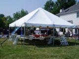 De Tent van het Aluminium van het Canvas van nieuwe Producten voor het Dorp van de Vakantie