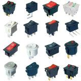 Mini interruttore di attuatore impermeabile illuminato dell'interruttore di attuatore