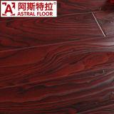 HDF enceró el suelo laminado superficie realzado 12m m (AS88001)