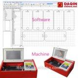 Automatische mobile Bildschirm-Schutz-Laser-Ausschnitt-Maschine