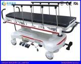 Медицинское оборудование электрический гидравлического многофункционального транспортного носилок цена