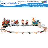 Il Merry-Go-Round animale esterno scherza la strumentazione del gioco (A-12202)