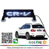 Segno mobile bianco del messaggio del TUFFO LED di colore di alta luminosità