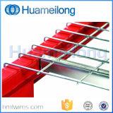 Stahlineinander greifen-DrahtDecking für Ladeplatten-Racking