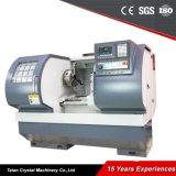 Torno CNC ruedas de aleación de reparación de máquinas herramientas Awr2840