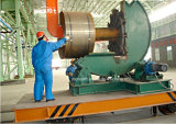 Karretje van de Overdracht van de Staalfabriek het Gemotoriseerde op Sporen