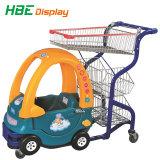 Supermarkt-Kind-Einkaufswagen für Verkauf
