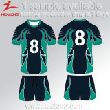 Custom Team Set Sublimation Cheap Uniform Jersey Rugby