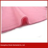 Camisas de polo personalizadas do algodão para as mulheres (P177)