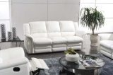 전기 Recliner Sofa 또는 Leather Sofa (658)