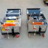기계 또는 고약 기계 또는 자동 벽 연출 기계를 회반죽