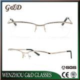 Frame van uitstekende kwaliteit 42-004 van het Metaal van het Oogglas van Eyewear van de Manier Optisch