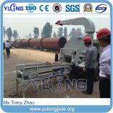 Macchina di scheggia di legno mobile con il motore diesel