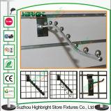 Gancho de metal de Fábrica 7 cordões Cachoeira Travando Gancho do Ecrã