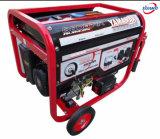 Nuevo tipo generador del motor de gasolina la monofásico de la CA de 2.5kw