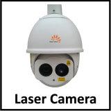Camera van de Koepel van de Snelheid van het Toezicht van de Veiligheid van IRL PTZ van de scanner de Infrarode