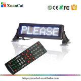 Hohe Helligkeits-weißes Farbe BAD LED bewegliches Meldung-Zeichen