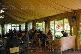Een tent van de Safari van de Vorm voor Toevlucht van de Vervaardiging van de Tent van China