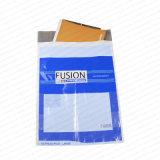 [10إكس13] جزء أبيض مبلمر بلاستيكيّة يعبّئ حقيبة لأنّ يرسل لباس