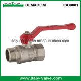 Válvula de esfera de bronze com design novo Italycopper Made (AV1061)