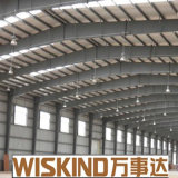 Construction professionnelle préfabriquée d'acier de construction