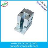 Cnc-maschinell bearbeitenteile Messing/Aluminium/Edelstahl, CNC passten Selbstersatzteile an