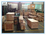 Tampa de câmara de visita quadrada do ferro de molde da carcaça D400 450*450mm do ferro do OEM