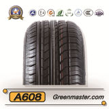 Pneu radial com boa qualidade, fábrica de pneus de carro de alto desempenho, fornecedor de pneus