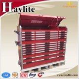 Hochleistungshilfsmittel-Speicher-Schrank mit 33 Aluminiumgriff-Fächern