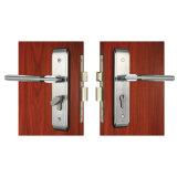 장붓 구멍 자물쇠 입구 문 기계설비 아연 합금 손잡이 자물쇠