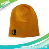 Классический стиль акриловой теплый Beanie трикотажные зимой Red Hat/крышки (004)