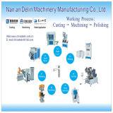 Máquina de moldeo vertical de la base de la arena de la venta caliente de Delin para el hierro