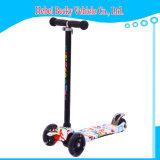 Chine Wholesale Scooter à glissière pour enfants avec roues clignotantes Jouets pour bébé