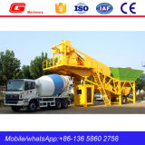 Mini Concrete Mobiele Draagbare het Mengen zich van het Cement Installatie voor Verkoop (YHZS25)