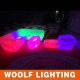 Más 300 Diseños LED Bar Iluminado Muebles LED Bar Agua Chestnut Coner Sofá