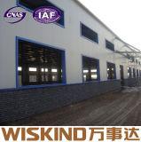 Edificio de marco de acero de alta resistencia para el taller