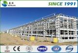 El marco de acero móvil/modular/prefabricado/prefabricó el almacén de acero