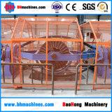 Zeilensprung-/Bogen-Typ Kabel-Draht, der Maschine für Schiffbruch-Prozess herstellt