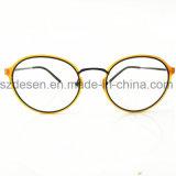 Shenzhen Óptica Quadros Óculos Retro Lente Limitada Moldura Japonesa para Óculos