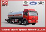 6X4 Shacman 18000 do óleo litros de caminhão de tanque