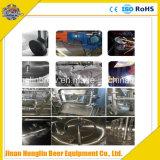 Capacidade 200L 300L 500L 1000L 2000L 5000L do equipamento da fabricação de cerveja de cerveja do ofício