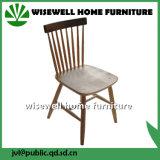 Tabela da sala de jantar da madeira de carvalho com as 4 cadeiras para a mobília Home