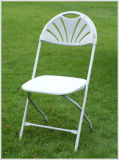 Metal de Borgoña que dobla el estilo los Silla-E.E.U.U./la silla de plegamiento de Borgoña