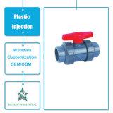 De aangepaste Plastic Elleboog van de Pijp van de Delen van de Producten van de Vorm van de Injectie Industriële Plastic