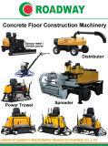 Piso de concreto da reposição de Máquina do Espalhador