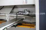 Самый лучший автомат для резки рамки качества QC11y 10X6000 алюминиевый